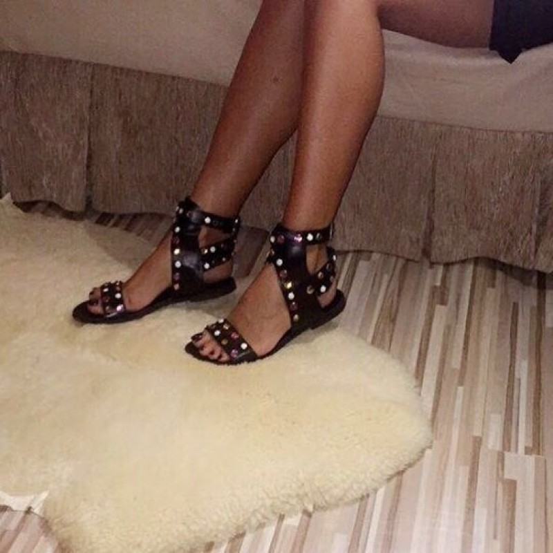 Sandale Precious Gems