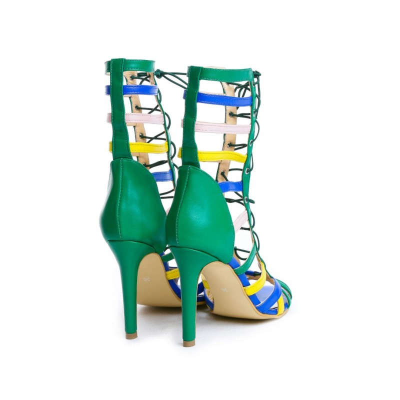 Sandale Karla Colours